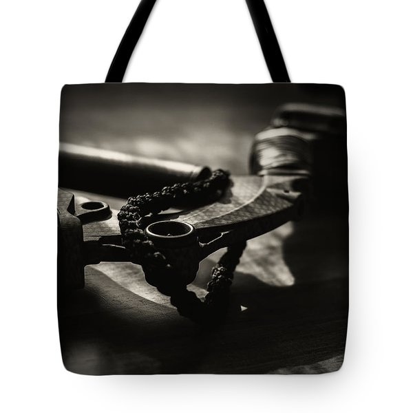 Tote Bag featuring the photograph Modern Traditional by Tim Nichols