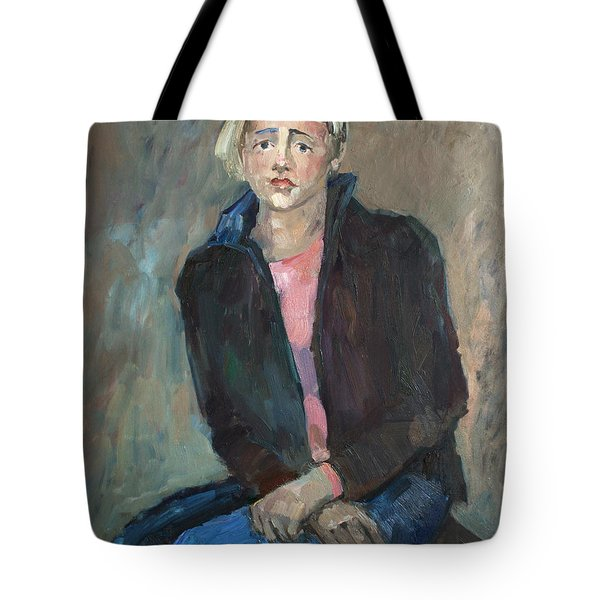 Modest Beauty Tote Bag