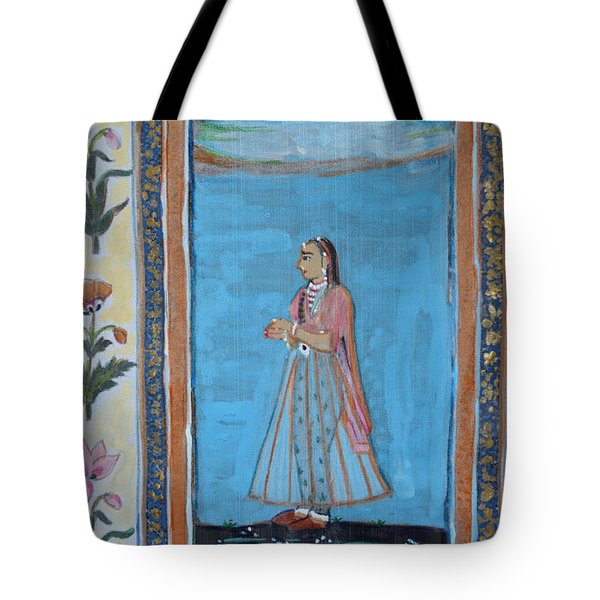 Mogul Princess Tote Bag