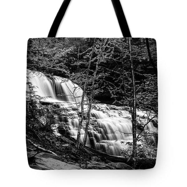 Mohawk Falls - 8617 Tote Bag