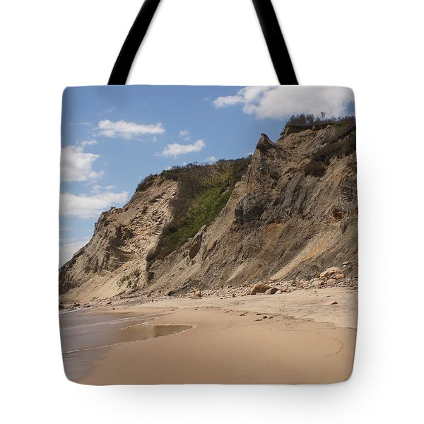 Mohican Bluffs Tote Bag