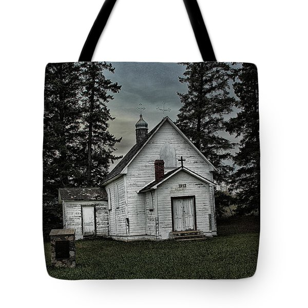 Mohilla Church Tote Bag