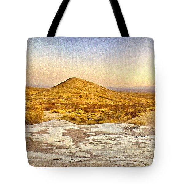 Mojave High Desert Tote Bag