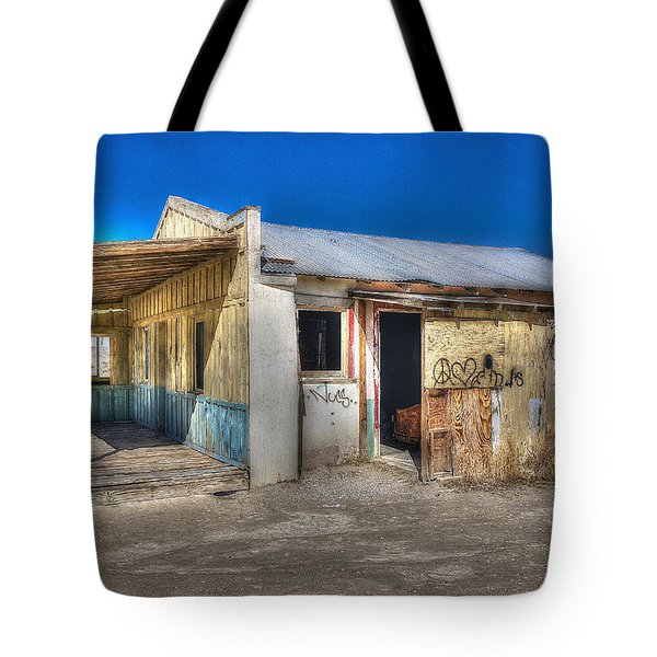 Mojave Times Tote Bag