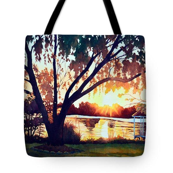 Mojito Bay Tote Bag
