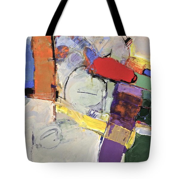 Mojo Rizen Via La Woman Tote Bag by Cliff Spohn