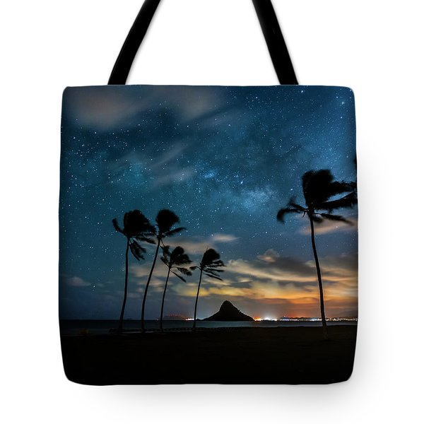 Hawaiian Stardust Tote Bag