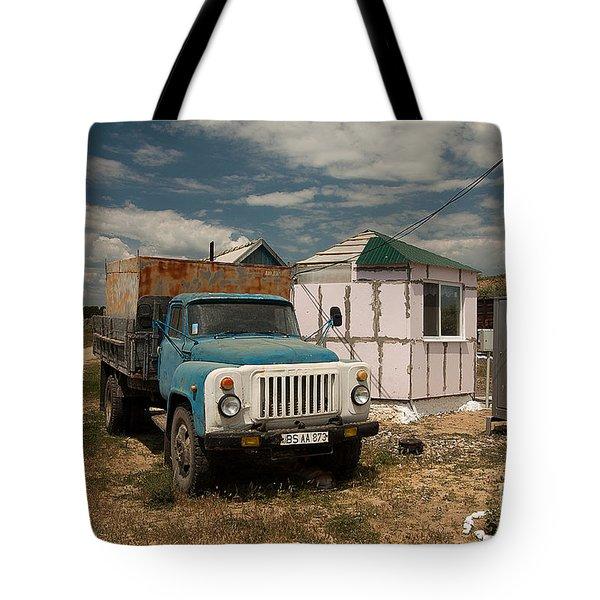 Moldovan Idyll Tote Bag