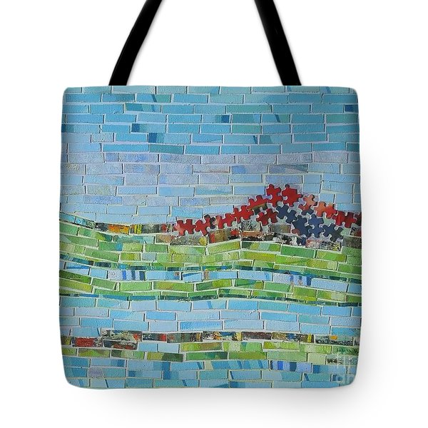 Mole Hill Reborn Tote Bag