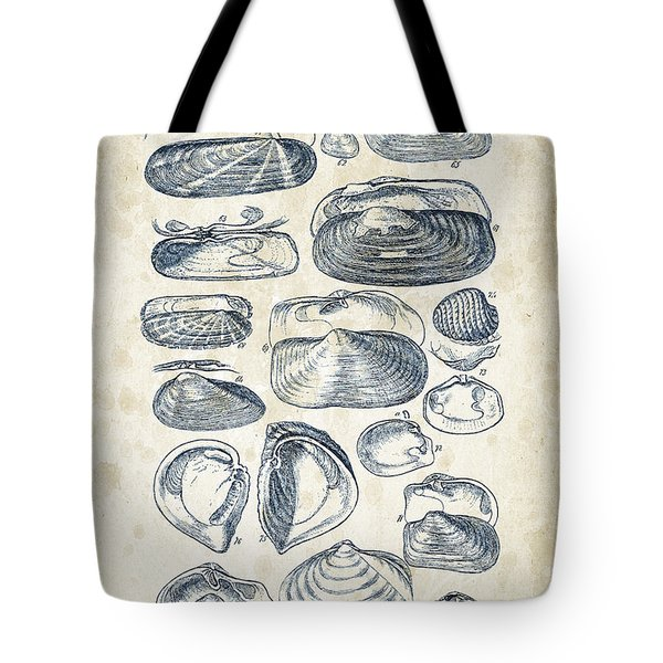Mollusks - 1842 - 03 Tote Bag