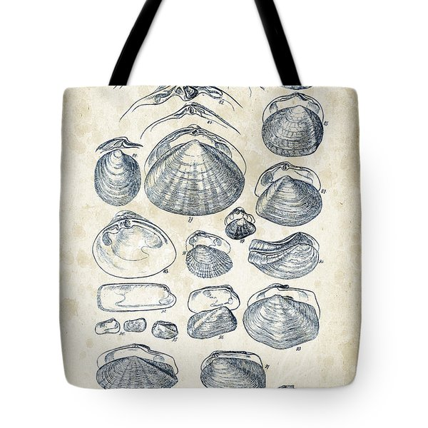 Mollusks - 1842 - 04 Tote Bag