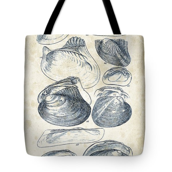 Mollusks - 1842 - 08 Tote Bag