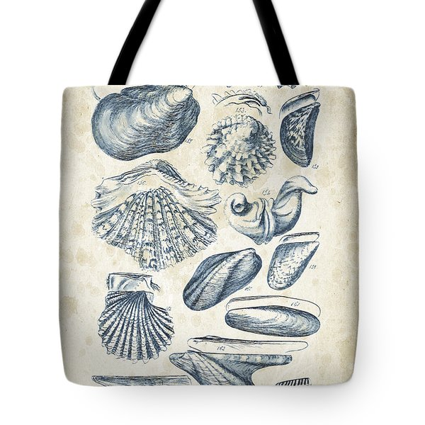 Mollusks - 1842 - 09 Tote Bag