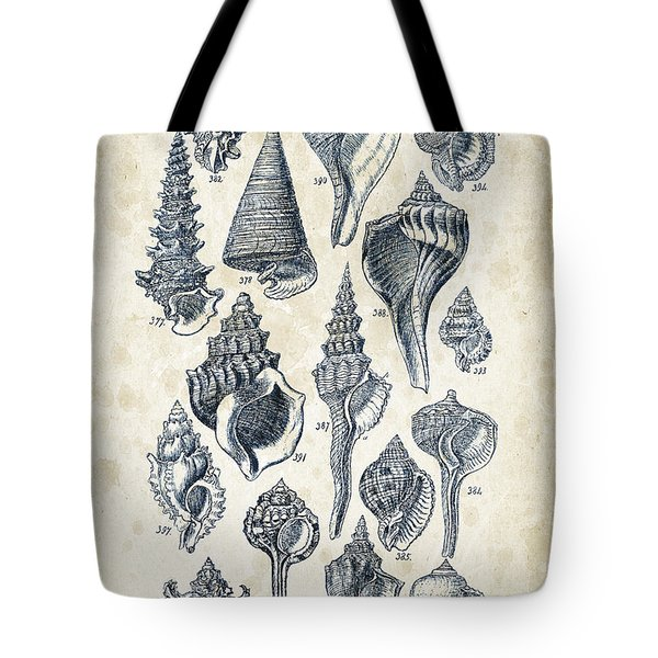 Mollusks - 1842 - 17 Tote Bag