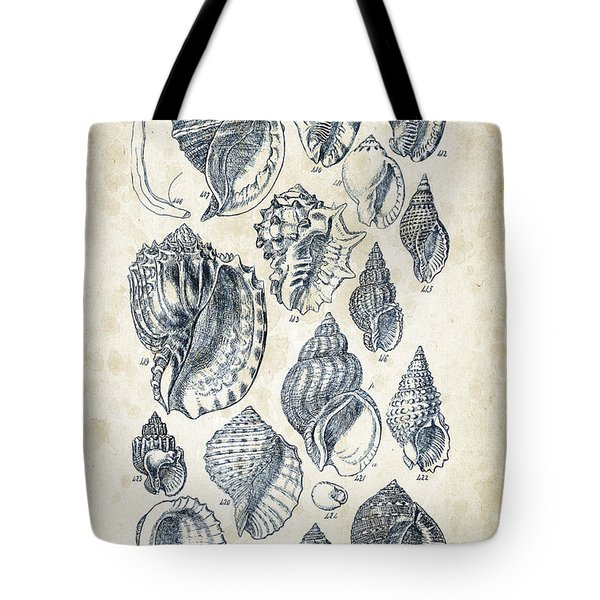 Mollusks - 1842 - 19 Tote Bag