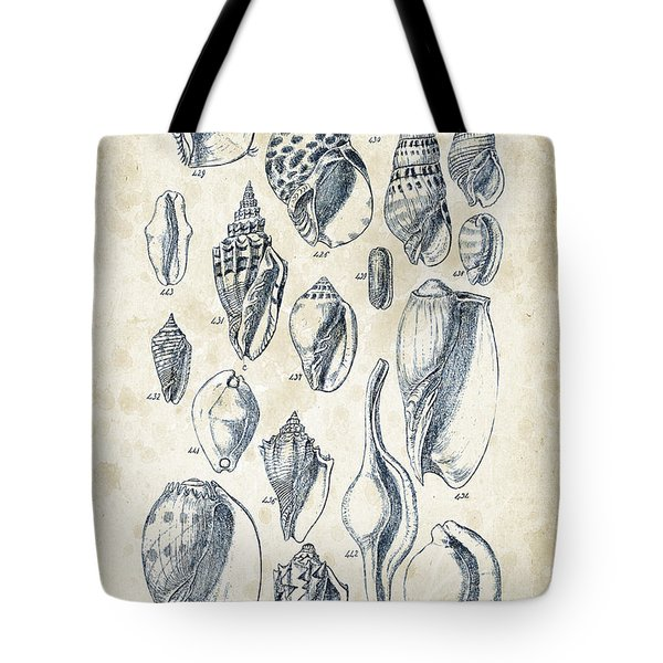 Mollusks - 1842 - 20 Tote Bag