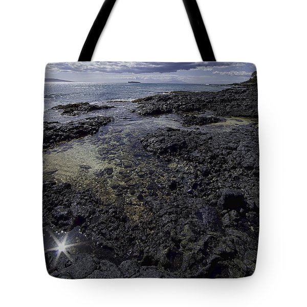 Molokini Beach Tote Bag