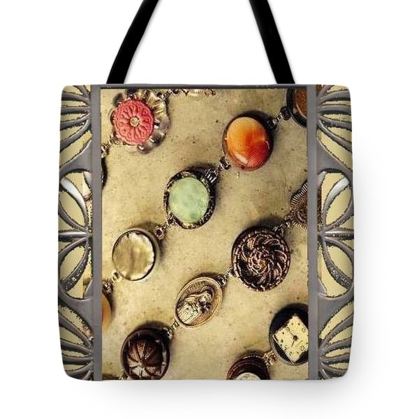 Moments In Time Bracelet Art Tote Bag