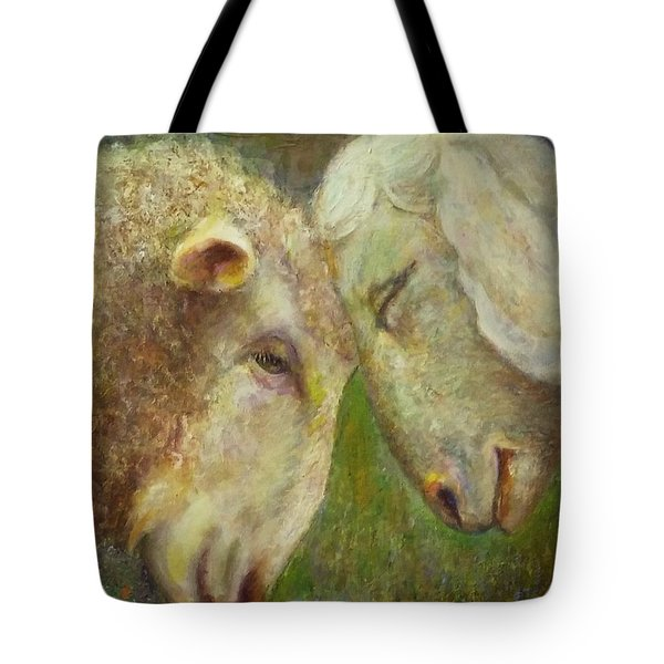Moments Of Tenderness Tote Bag