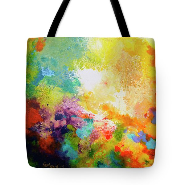 Momentum, Canvas One Tote Bag