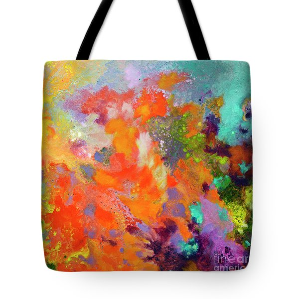 Momentum, Canvas Two Tote Bag