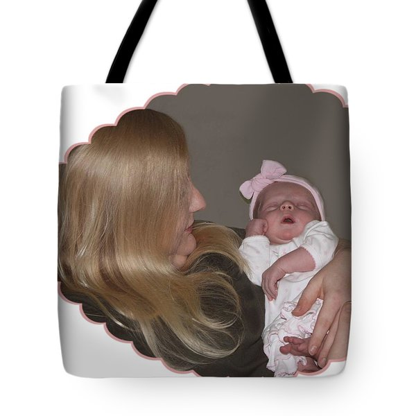 Momma Love Tote Bag by Ellen O'Reilly