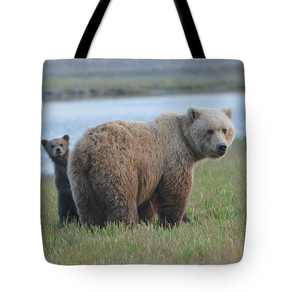 Mommy Day Care Tote Bag by Fraida Gutovich