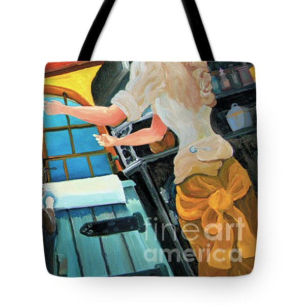 Mom's Kitchen Tote Bag