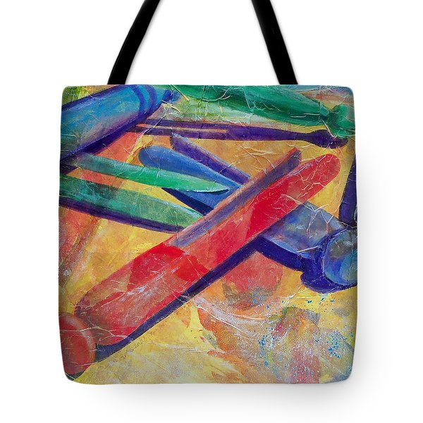 Mom's Wash Day Tote Bag