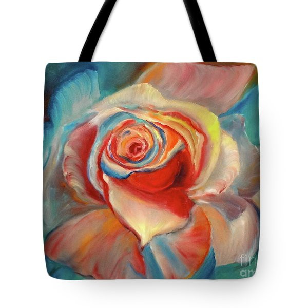 Mon Ami Tote Bag by Jenny Lee