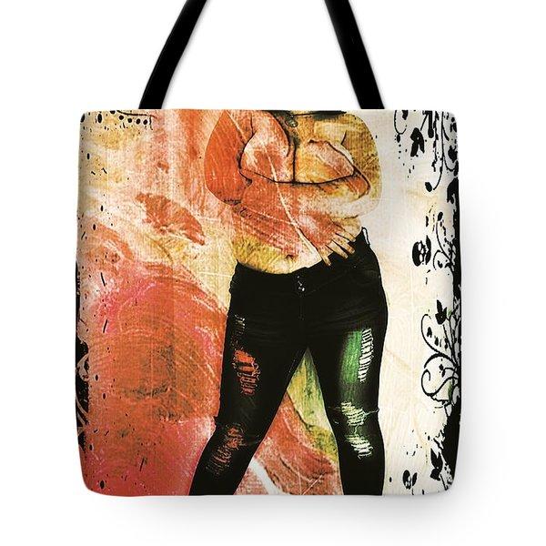 Mona 2 Tote Bag