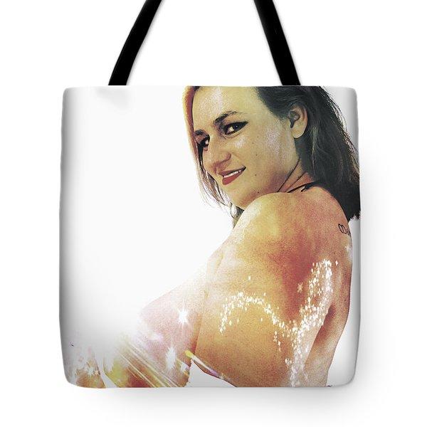 Mona 4 Tote Bag