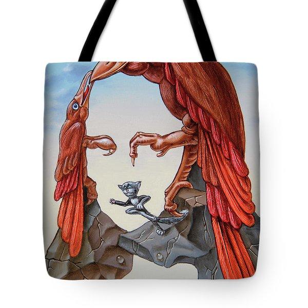Mona Lisa. Air. Tote Bag