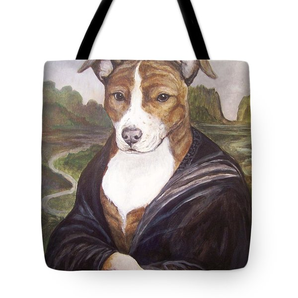 Mona Pitta Tote Bag
