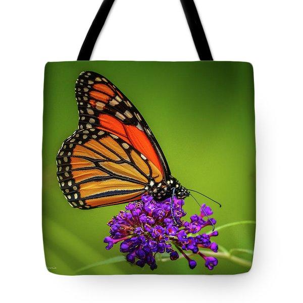 Monarch #1 Tote Bag