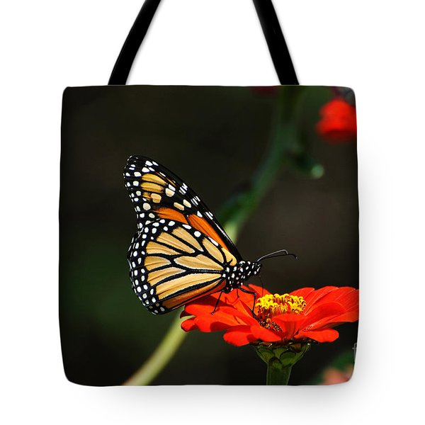 Monarch 6 Tote Bag