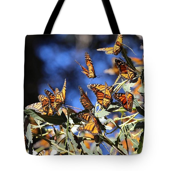 Monarch Active Cluster Tote Bag