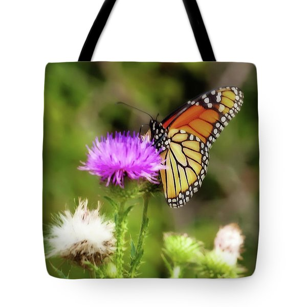 Monarch Butterfly Dreams Tote Bag