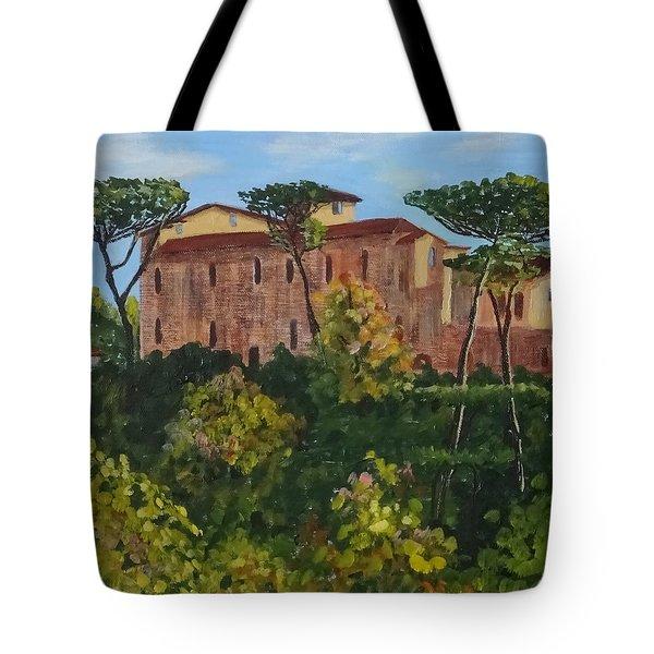 Monastero Tote Bag