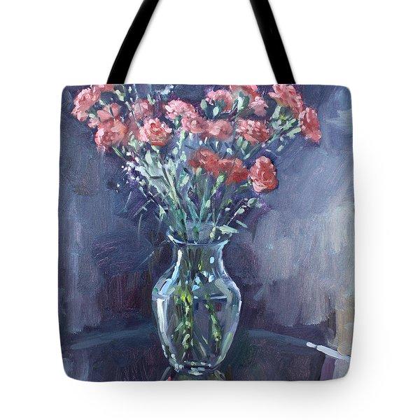 Monda's Bouqet For Viola Tote Bag