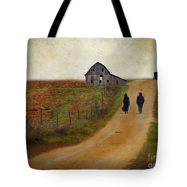 Monday Evening Tote Bag