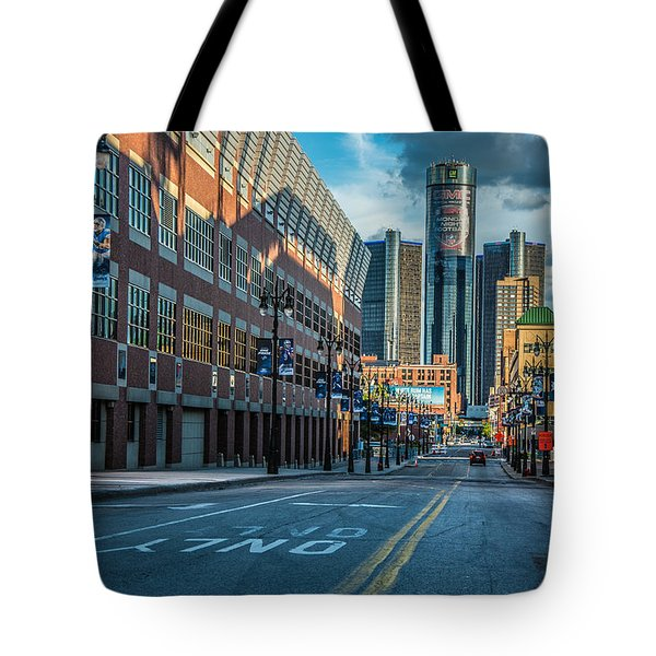 Monday Night Football Tote Bag