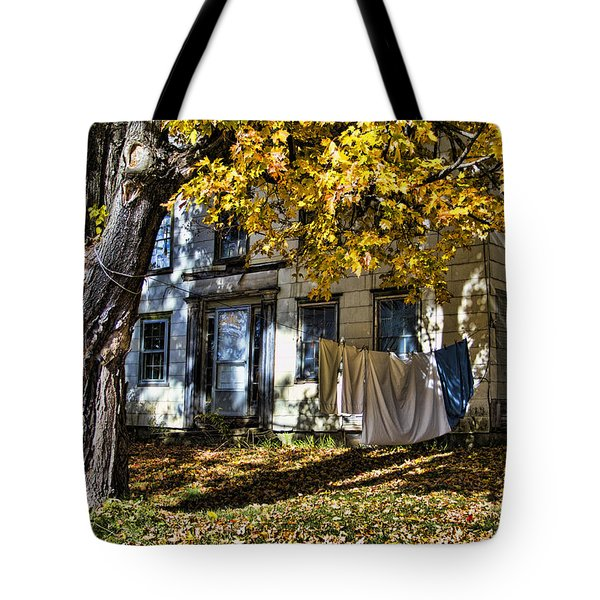 Monday Wash Day Tote Bag