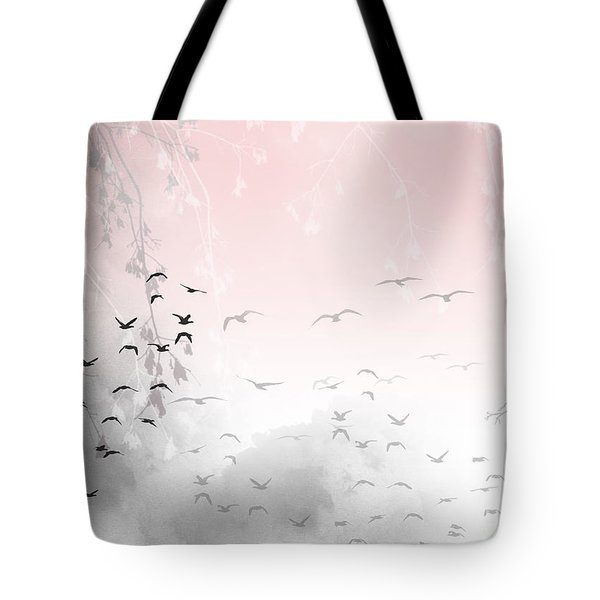 Mondays Tote Bag by Trilby Cole