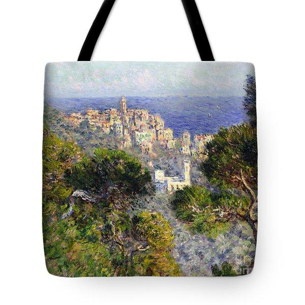 Monet: Bordighera, 1884 Tote Bag by Granger