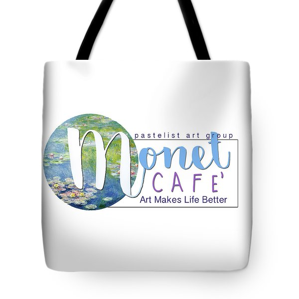 Monet Cafe' Products Tote Bag
