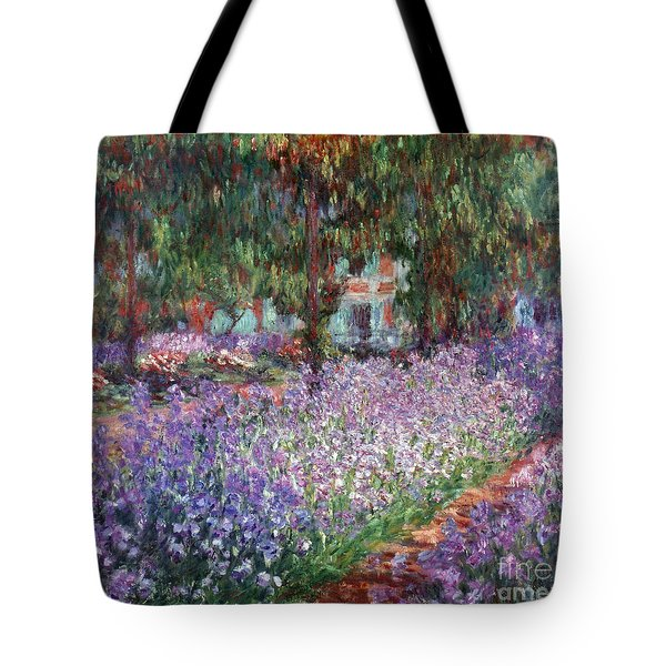 Monet: Giverny, 1900 Tote Bag by Granger