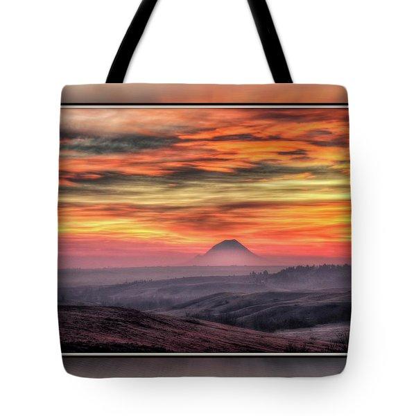 Monet Morning Tote Bag