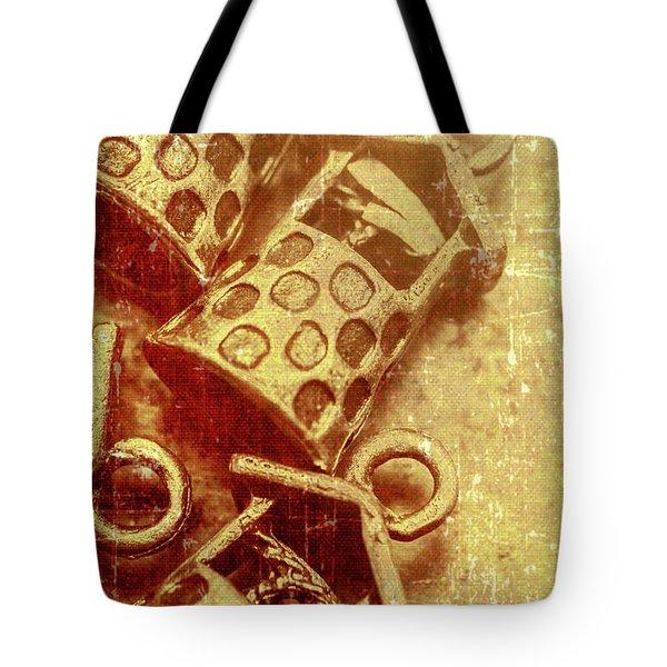 Monetary Wells Tote Bag