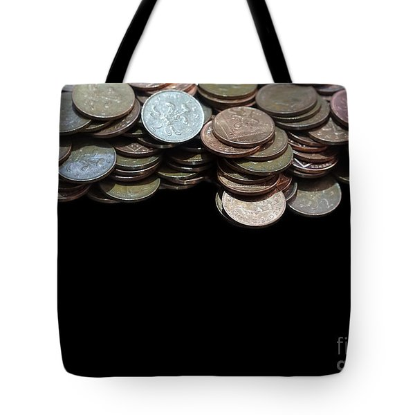 Money Games Tote Bag